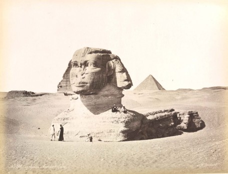 'Le_Sphinx_Armachis,_Caire'_(The_Sphinx_Armachis,_Cairo)